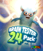 Brain Tester 24 Pack Vol.2