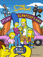 The Simpsons 2 Itchy & Scratchy Land